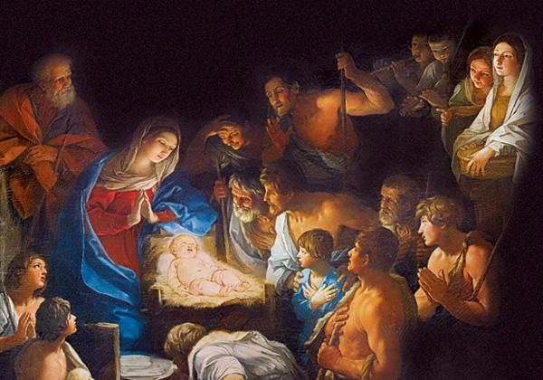 Calendario Liturgico Maranatha.Calendario D Avvento E Tempo Di Natale 2018 Militia Templi